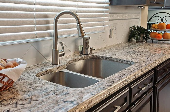 Granite or Corian Countertops – Things to Know