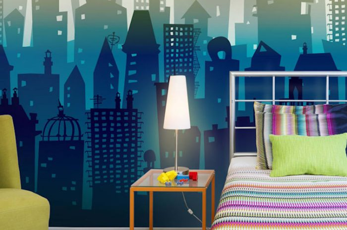 Innovative ideas for fixing wallpapers