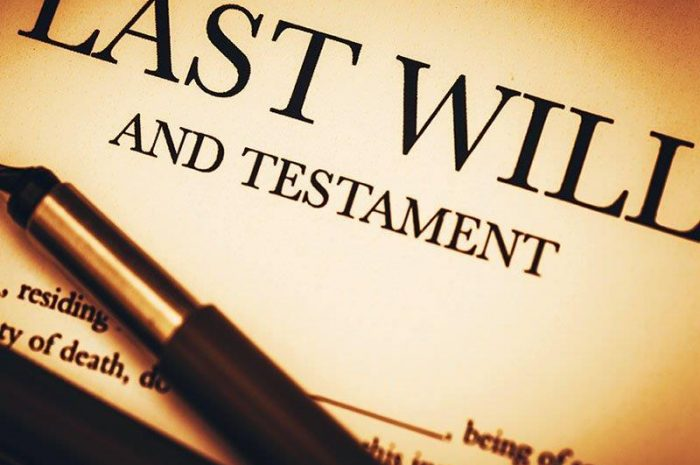 Things you need to know about wills
