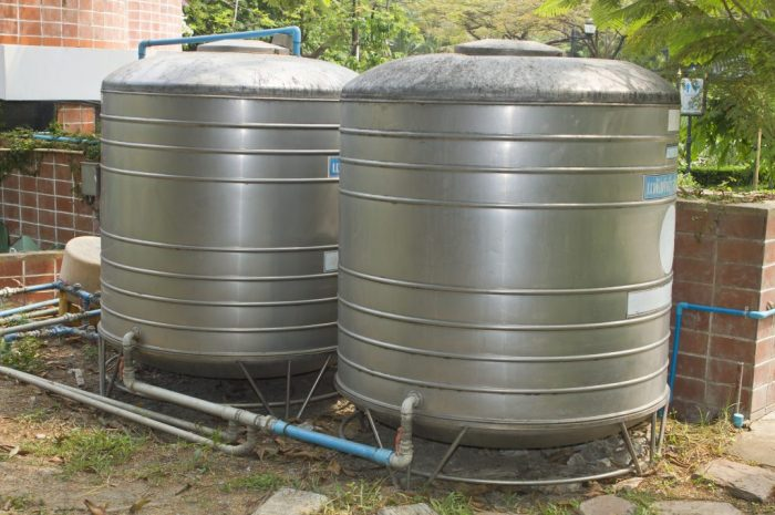 Different Water Tanks For Different Purposes