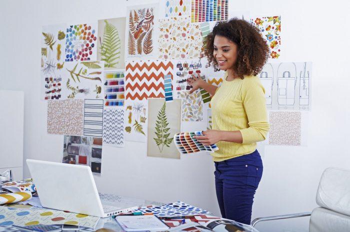 Qualities of professional interior designers